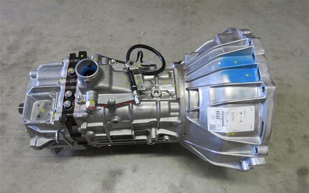 Réparer la boite de vitesses d'une Toyota HDJ 80